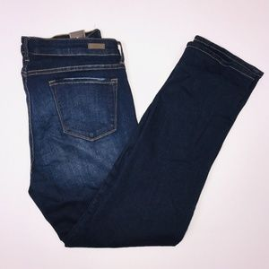 Kut From the Kloth 14 Jeans NEW Blue Catherine